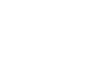 Loveland Initiative Backpack Program